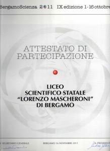 BergamoScienza_-_Attestato_2011
